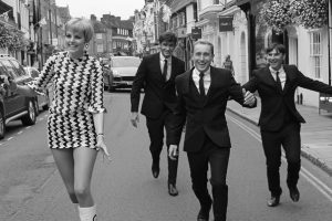 The Zoots 60s tribute band