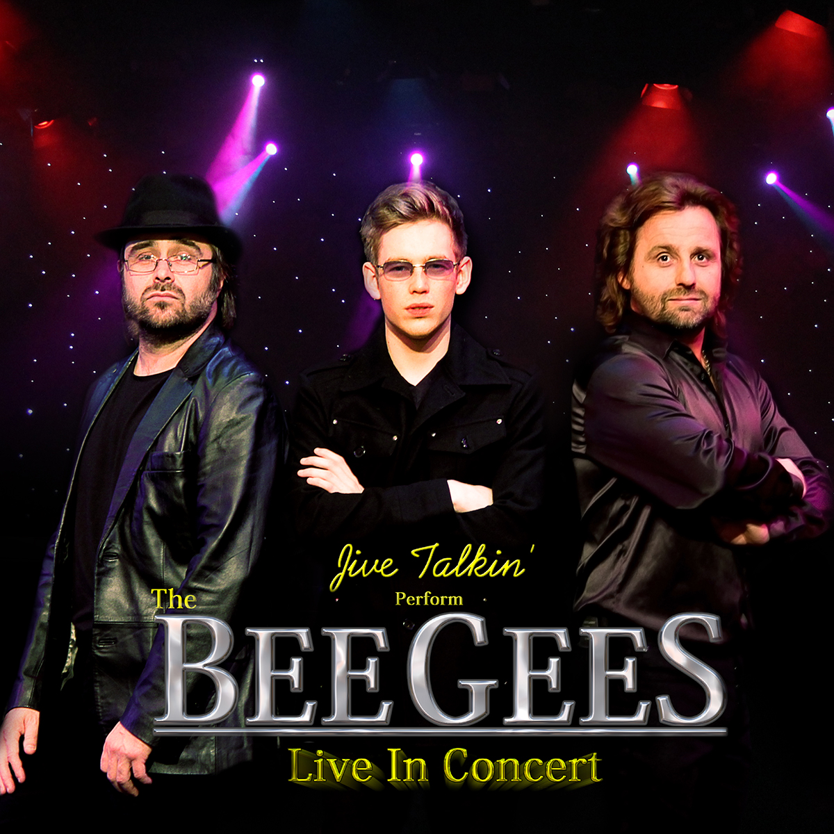 Jive Talkin' Bee Gees tribute Palace Theatre Paignton
