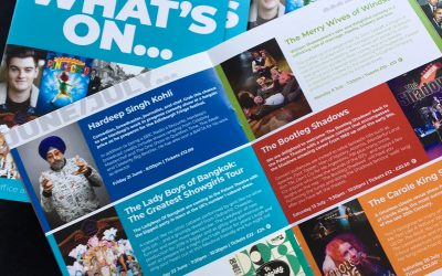 New summer programme out now