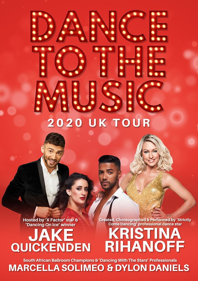 Dancing With The Stars Tour 2020 Tickets Dance To The Music – UK Tour 2020 | Events in Paignton | The