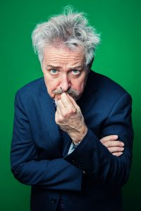 Griff Rhys Jones coming to the Palace