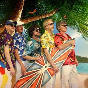 The Beach Boys Tribute Band Palace Theatre Paignton