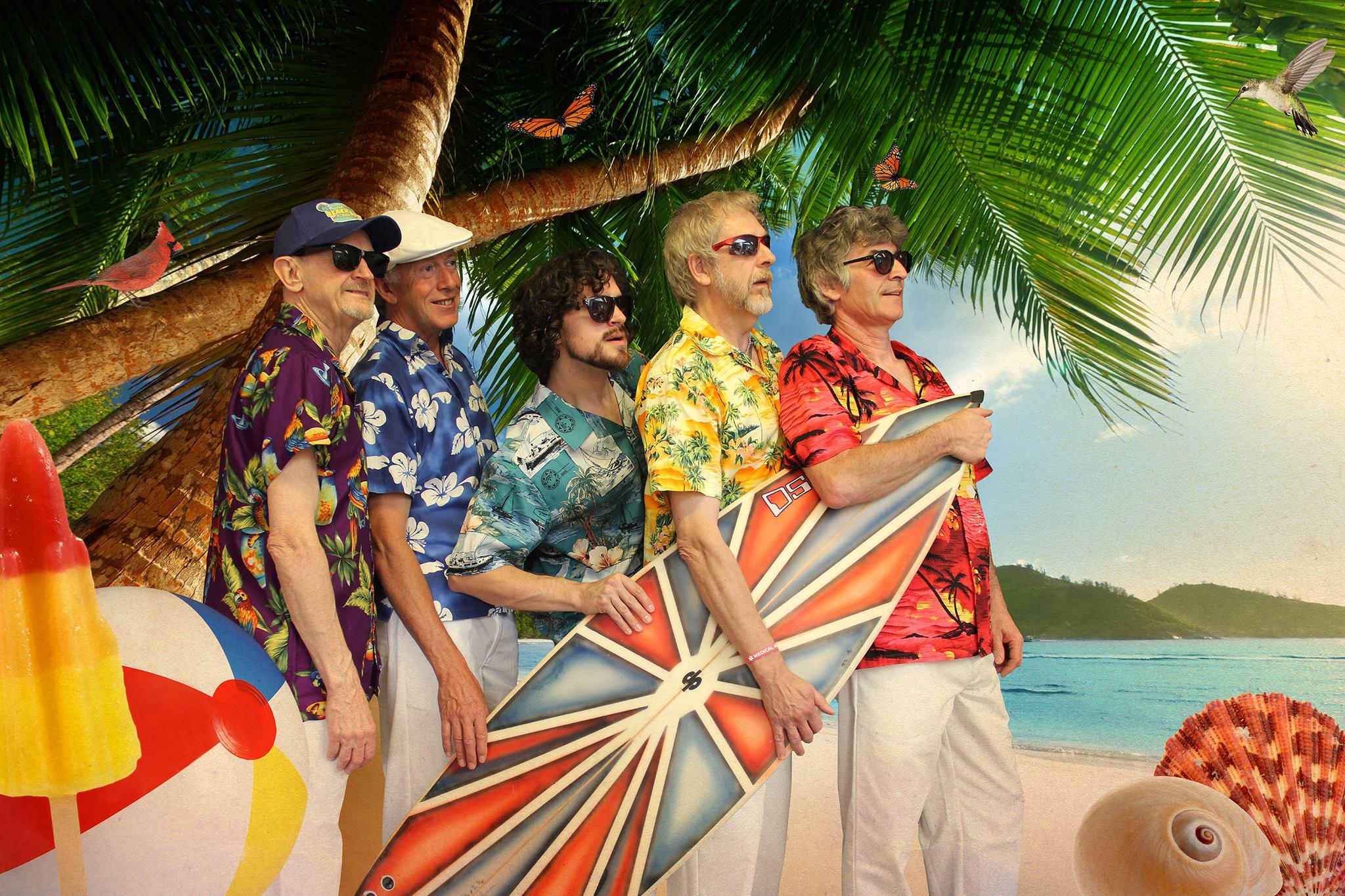 The Beach Boys Tribute Band