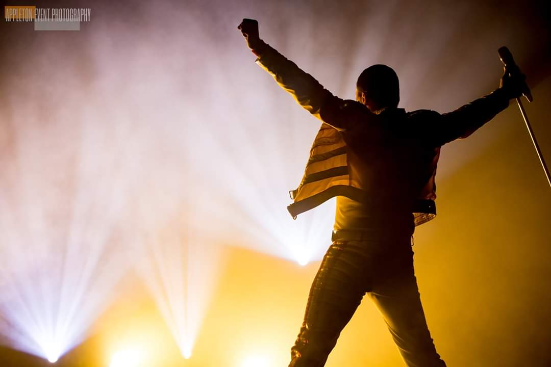 Freddie Mercury Queen Paignton