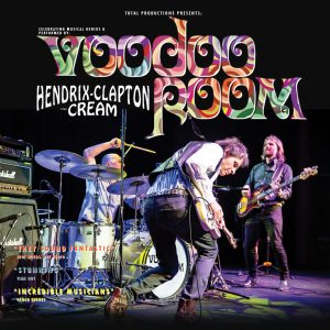 Voodoo Lounge - A Tribute to Hendrix, Clapton and Cream , Palace Theatre Paignton