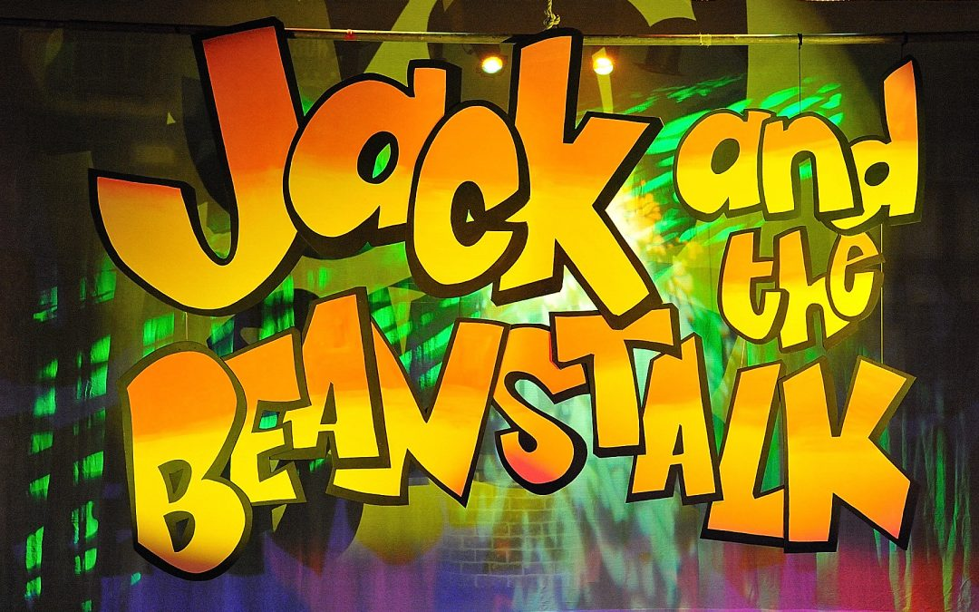 Sadly no Panto this year: Jack and the Beanstalk will be back in 2021