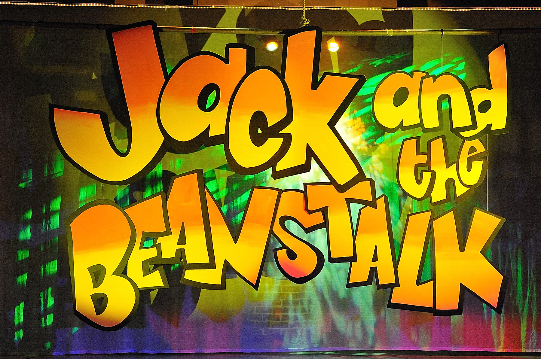 Jack and the Beanstalk Pantomime Palace Theatre Paignton