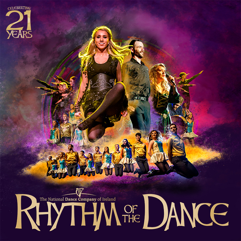 Rhythm of the Dance. Palace Theatre Paignton. Torbay