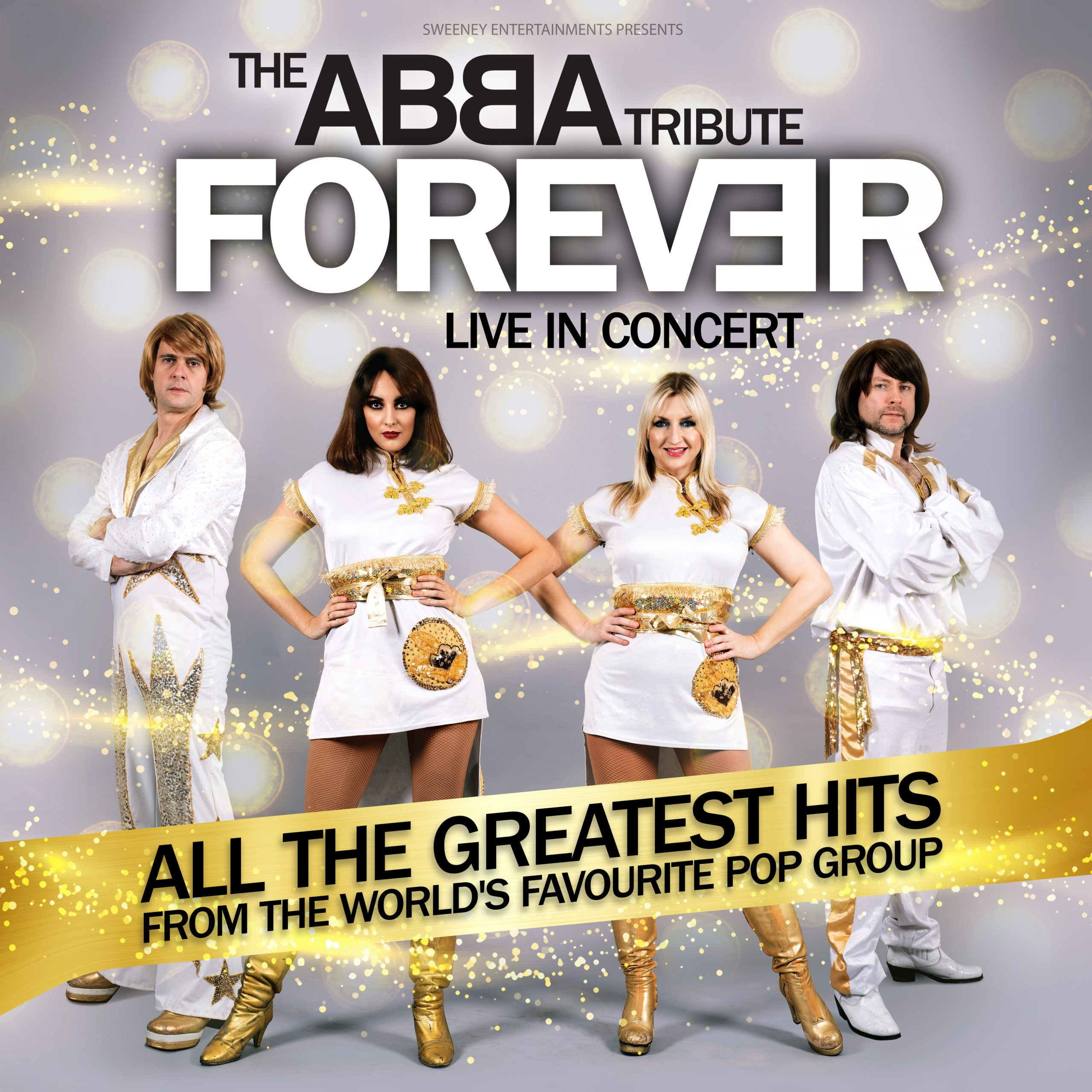 ABBA Forever Palace Theatre Paignton