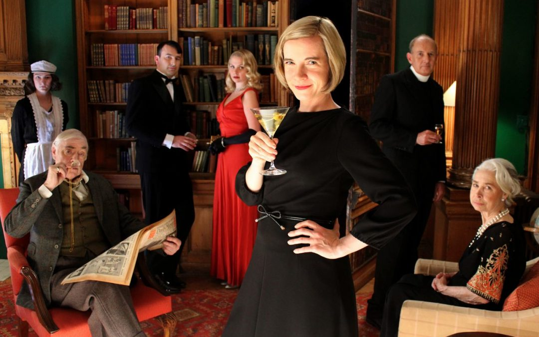 Lucy Worsley Palace Theatre Paignton