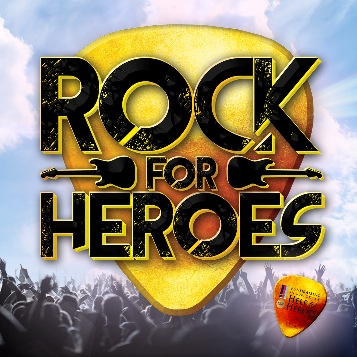 Rock for Heroes Palace Theatre Paignton