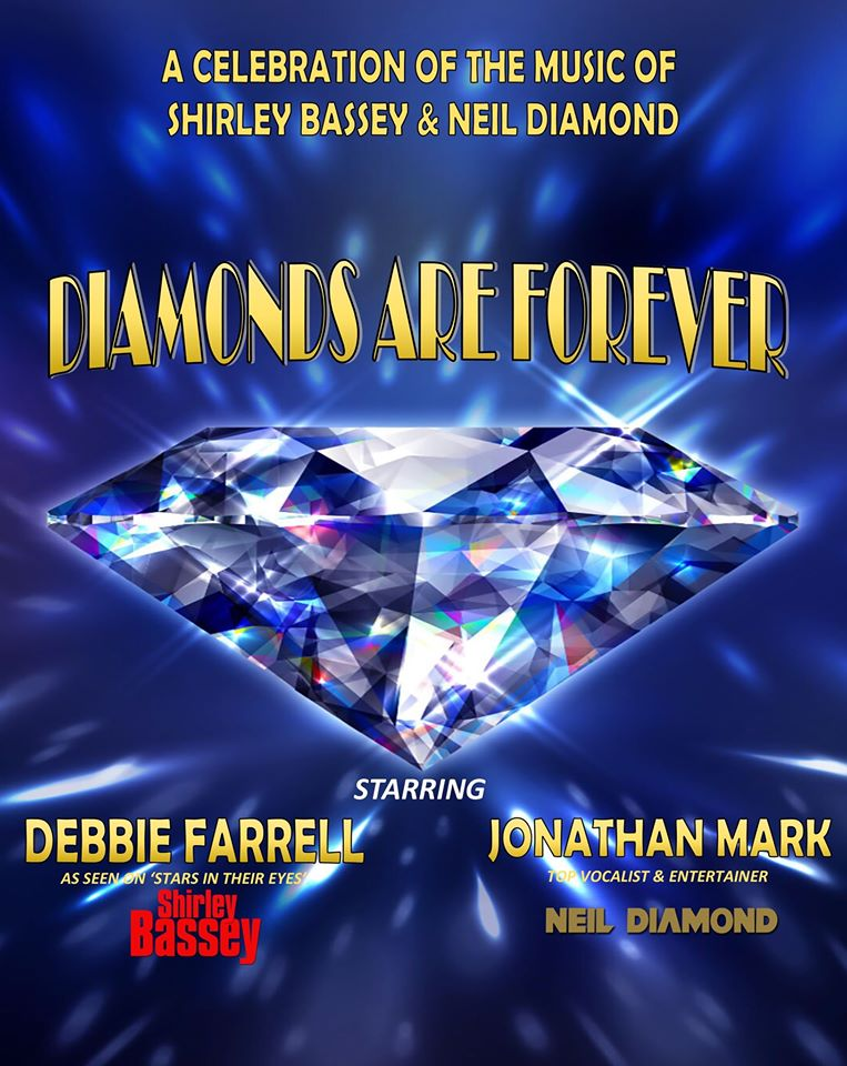 Diamonds are Forever Palace Theatre Paignton