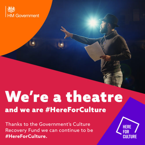 Palace Theatre Paignton receives lifeline grant from Government's £1.57bn Culture Recovery Fund