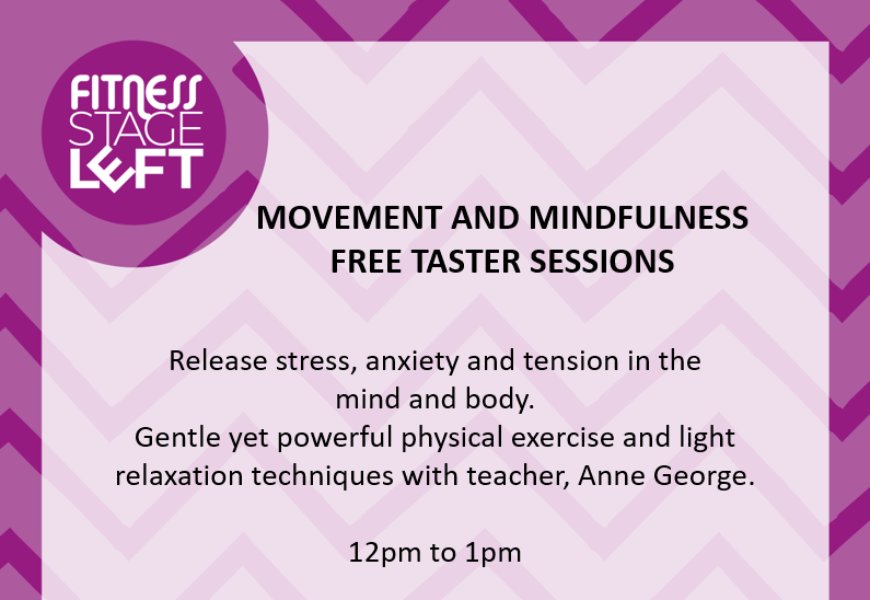 Movement and Mindfulness Taster Sessions