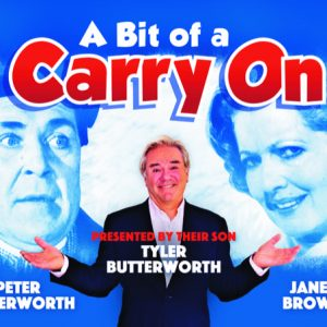 A Bit of a Carry On!