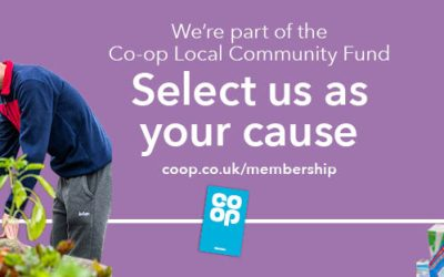 Support Your Co-op Local Cause